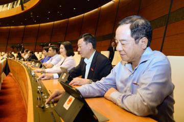 Quốc hội giao mục tiêu tăng trưởng kinh tế 6% năm 2021