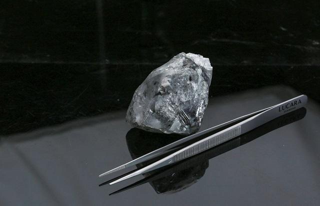 Tìm thấy một trong những viên kim cương lớn nhất thế giới