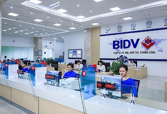 Tỷ trọng thu nhập ngoài lãi của BIDV 9 tháng cao nhất 6 năm