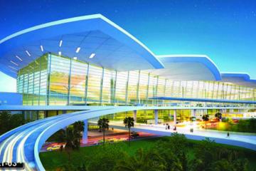 Sân bay Long Thành được Thủ tướng duyệt đầu tư giai đoạn 1