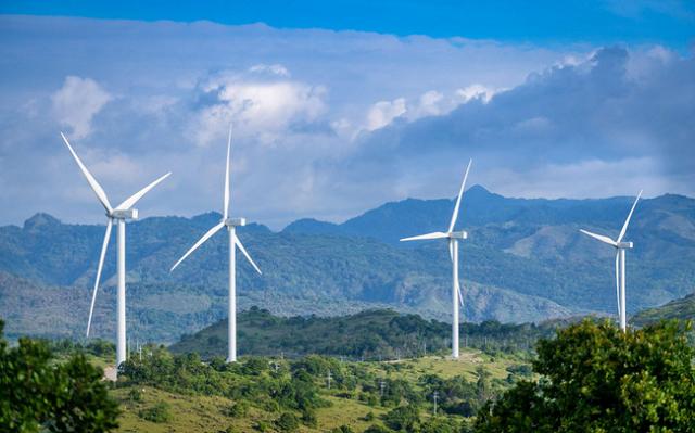 2 dự án điện gió tại Hà Tĩnh có mức đầu tư hơn 21.100 tỷ đồng. Ảnh: Minh Họa.