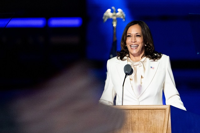 Bà Harris nhận lương bao nhiêu khi là phó tổng thống Mỹ