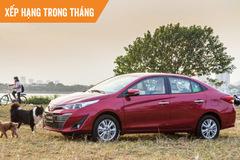 Top ôtô bán chạy tháng 10: Toyota Corolla Cross và Kia Seltos lần đầu góp mặt