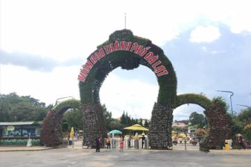 Thu hồi đất, rừng đã cho Công ty CP dịch vụ đô thị Đà Lạt thuê