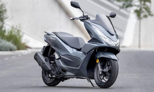 Honda PCX125 2021 có diện mạo mới