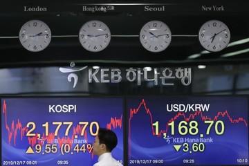 Hàn Quốc báo động bong bóng thị trường chứng khoán