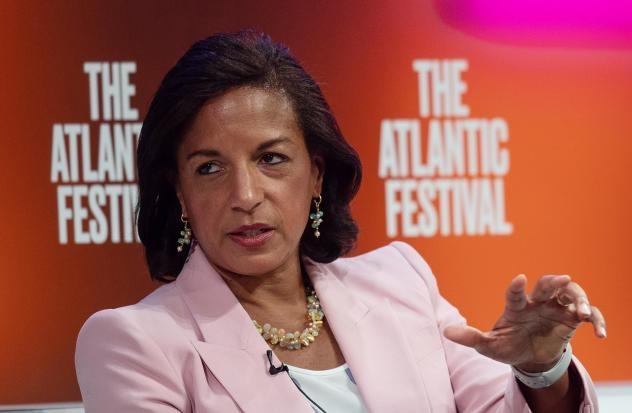 Susan Rice tại sự kiện ở thủ đô Washington hồi năm 2019. Ảnh: AFP.