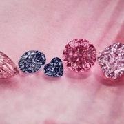 Viên kim cương hồng giá gần 27 triệu USD
