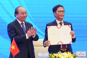 15 nước ký Hiệp định Đối tác toàn diện khu vực