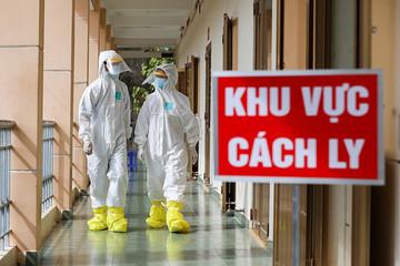 Ngày 15/11: Thêm 25 ca nhiễm Covid-19, được cách ly ngay sau nhập cảnh