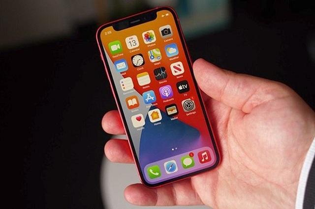 iPhone 12 mini gặp sự cố độ nhạy cảm ứng trên màn hình khóa