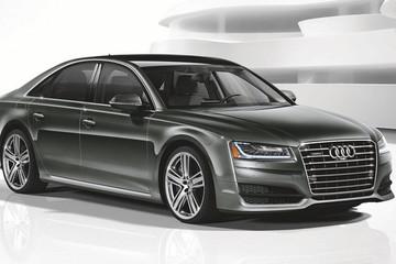 33 xe Audi A8L bị triệu hồi tại Việt Nam