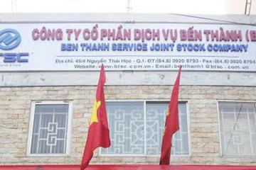 Dịch vụ Bến Thành đóng cửa 2 khách sạn tại quận 1, TPHCM