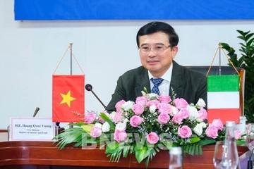 Thứ trưởng Công Thương Hoàng Quốc Vượng được bổ nhiệm làm chủ tịch PVN