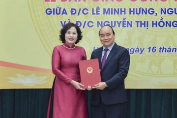 NHNN có nữ thống đốc đầu tiên
