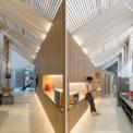 <p> Để chống lại kết cấu thường được sử dụng và tiêu chí giảm bê tông trong nhà, các kiến trúc sư đề xuất một phương án kết cấu mới.</p>
