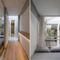 <p> Khu vực phòng ngủ với lối thiết kế mở.</p>