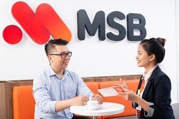 Phó Tổng giám đốc MSB bán hết gần 196.000 cổ phiếu