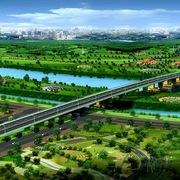 Tiến độ dự án Đường trục trung tâm TP Biên Hòa dài 6,5 km vốn hơn 4.800 tỷ đồng