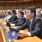 Quốc hội thông qua Luật Bảo vệ môi trường sửa đổi