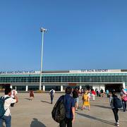 Vietstar Airlines xin nghiên cứu đầu tư mở rộng sân bay Tuy Hòa