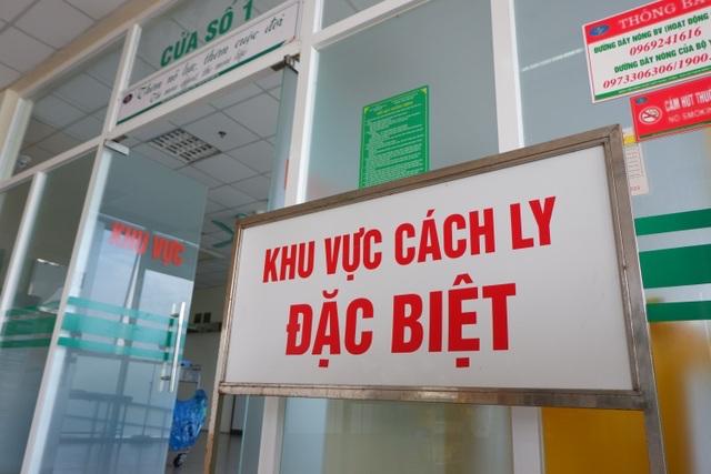 Việt Nam có thêm 5 ca nhiễm Covid-19, đều từ nước ngoài trở về và được cách ly ngay sau nhập cảnh.