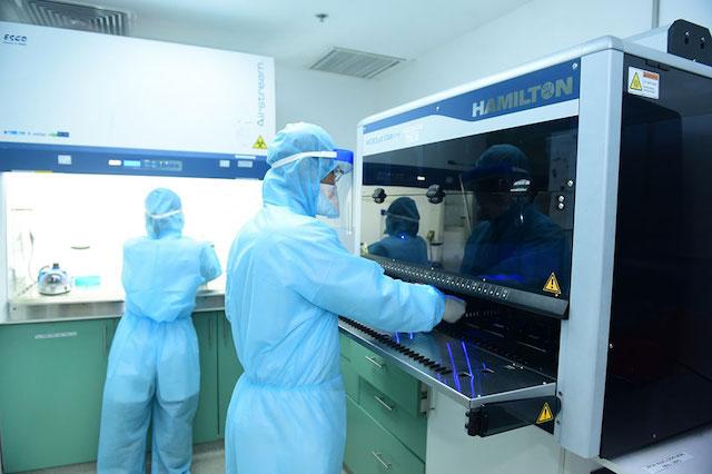 Ngày 17/11: Thêm 5 ca nhiễm Covid-19, được cách ly ngay sau nhập cảnh