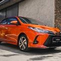 <p> Không lâu sau khi đăng tải hình ảnh hé lộ trên trang mạng xã hội, Toyota Malaysia đã chính thức trình làng Vios 2020. Đây là bản nâng cấp của Toyota Vios thế hệ thứ 3. Mẫu sedan hạng B của Toyota được tinh chỉnh thiết kế ngoại thất, bổ sung trang bị tiện nghi và an toàn. Toyota Vios là đối thủ cạnh tranh của Honda City, Hyundai Accent, Nissan Sunny, Suzuki Ciaz...</p>