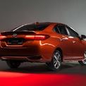 <p> Kiểu dáng ở phía sau không có thay đổi nào đáng kể so với phiên bản cũ. Toyota Vios 2020 tại Malaysia có thêm tùy chọn gói phụ kiện trang trí ngoại thất. Các chi tiết bổ sung gồm ốp cản trước/sau, nẹp hông và cánh lướt gió ở đuôi xe.</p>