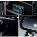 <p> Những trang bị tiện nghi đáng chú ý ở Toyota Vios 2020 gồm màn hình cảm ứng 7 inch, hệ thống thông tin giải trí hỗ trợ kết nối Apple CarPlay/Android Auto, điều hòa tự động, sạc điện thoại không dây, gương chiếu hậu chống chói tự động, lẫy chuyển số trên vô-lăng...</p>