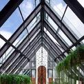 <p> Mặc dù khu đất xây dựng có kích thước trung bình, đội ngũ thiết kế vẫn quan tâm đến trải nghiệm đầy đủ của khách.</p>