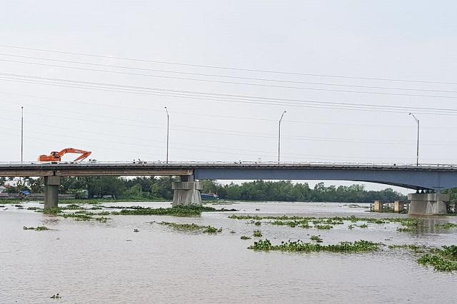 Xây dựng 3 cầu kết nối trục động lực TP HCM - Long An - Tiền Giang