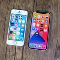 <p> iPhone 12 mini được trang bị chip Apple A14 Bionic, trong khi iPhone 5S dùng chip Apple A7. Hiện tại, mẫu iPhone 7 năm tuổi vẫn có thể đáp ứng được các nhu cầu cơ bản của người dùng như nghe, gọi hay nhắn tin nhưng tốc độ phản hồi khá chậm.</p>