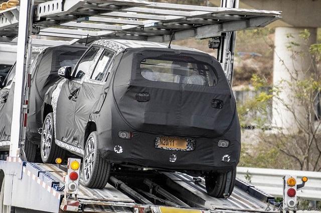 Lộ diện ảnh mẫu SUV 'siêu nhỏ' của Hyundai