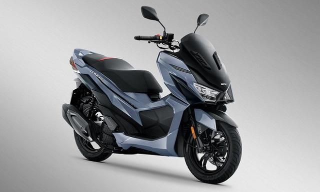 Xe ga Thái Lan giá 50,6 triệu đồng dùng động cơ SYM, cạnh tranh Yamaha NVX