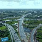 Dồn lực thông tuyến cao tốc Trung Lương - Mỹ Thuận trước Tết