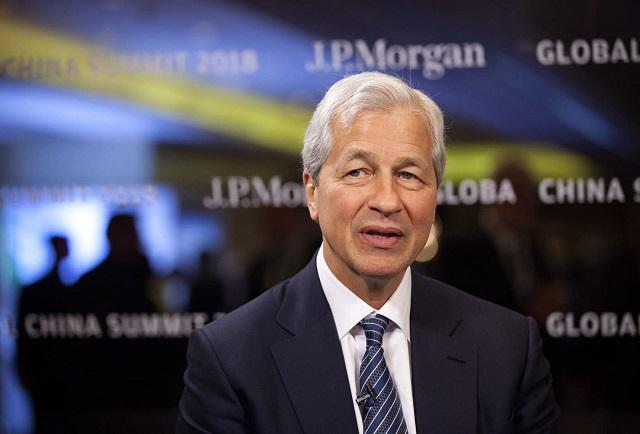 CEO JPMorgan nói về đặc điểm của những người thành công