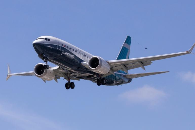 Mỹ chấm dứt cấm bay đối với Boeing 737 Max