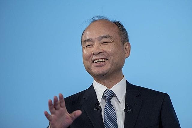 CEO SoftBank từng đổ 200 triệu USD vào Bitcoin. Ảnh: Getty Images.