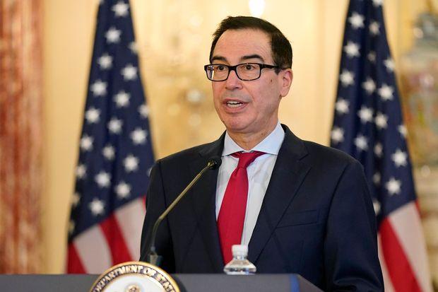 Bộ Tài chính Mỹ từ chối gia hạn các chương trình cho vay khẩn cấp của Fed
