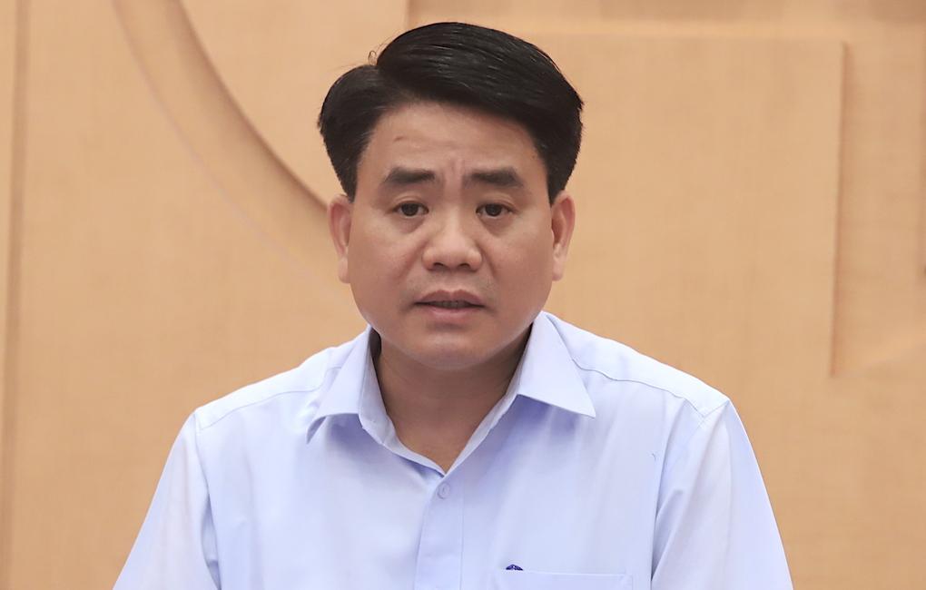 Đề nghị truy tố ông Nguyễn Đức Chung