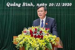 Quảng Bình, Kiên Giang có tân Chủ tịch UBND tỉnh