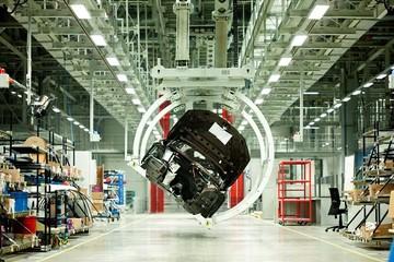 Tập đoàn ôtô Trung Quốc Brilliance phá sản