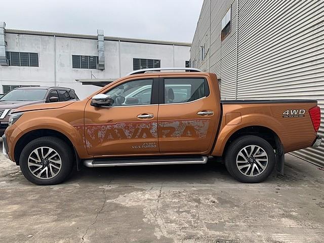 """Động thái giảm giá Navara cho thấy Nissan """"thanh lý"""" hàng tồn để đưa phiên bản mới về Việt Nam"""