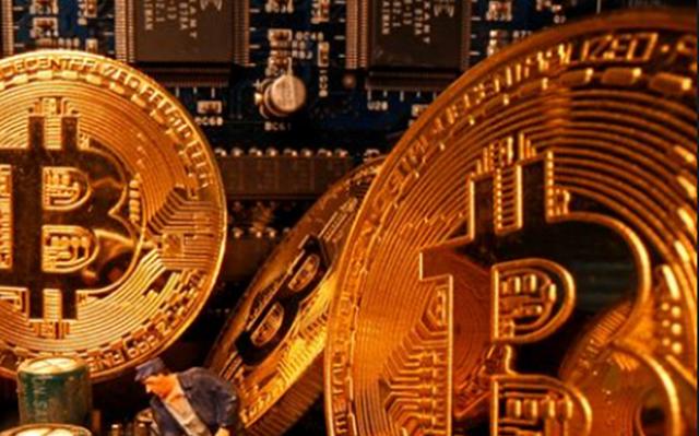 Đồng Bitcoin đang tăng giá mạnh.