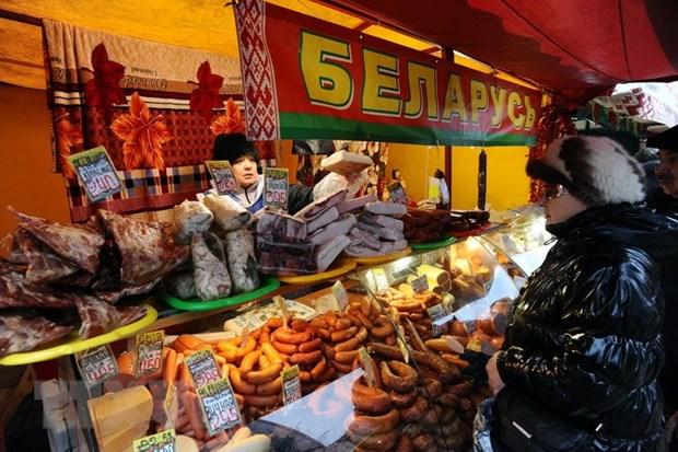Nga gia hạn lệnh cấm nhập khẩu thực phẩm của phương Tây