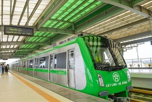Đường sắt Cát Linh - Hà Đông nhiều lần lỗi hẹn vận hành.