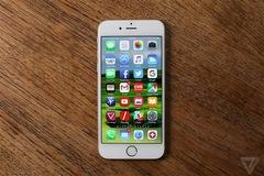 iPhone 6s có thể bị dừng cập nhật iOS