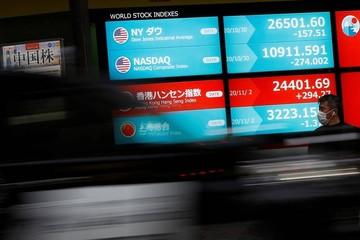 Chứng khoán châu Á tăng, Hàn Quốc dẫn đầu khu vực