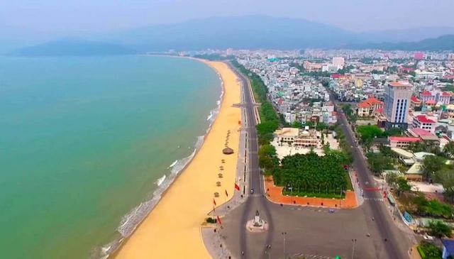 Bình Định chi 500 tỷ đồng xây tuyến đường nối Quy Nhơn lên khu đô thị Diêm Vân.